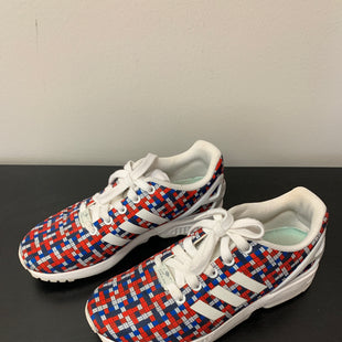 Primary Photo - BRAND: ADIDAS STYLE: SHOES ATHLETIC COLOR: MULTI SIZE: 5.5 SKU: 172-172258-1458