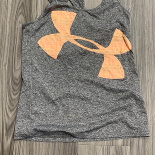 Primary Photo - BRAND: UNDER ARMOUR STYLE: ATHLETIC TANK TOP COLOR: GREY SIZE: S SKU: 172-17215-78678