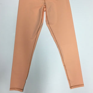 Primary Photo - BRAND:    CLOTHES MENTOR STYLE: ATHLETIC PANTS COLOR: ORANGE SIZE: L OTHER INFO: DYI - NEW! SKU: 172-172170-77071