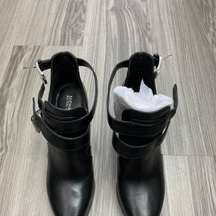 Primary Photo - BRAND: MICHAEL KORS STYLE: BOOTS ANKLE COLOR: BLACK SIZE: 7.5 SKU: 172-172260-255