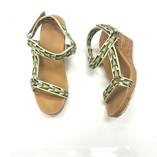 Primary Photo - BRAND: TEVA STYLE: SANDALS HIGH COLOR: GREEN SIZE: 7 SKU: 172-172170-63466