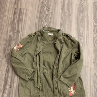 Primary Photo - BRAND: WESTPORT STYLE: JACKET OUTDOOR COLOR: GREEN SIZE: 2X SKU: 172-172166-73787