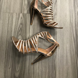Primary Photo - BRAND: BAMBOO STYLE: SHOES HIGH HEEL COLOR: NUDE SIZE: 9 SKU: 172-17215-78259