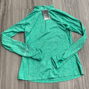 Primary Photo - BRAND: NIKE STYLE: ATHLETIC JACKET COLOR: GREEN SIZE: M OTHER INFO: NEW! SKU: 172-172170-76689