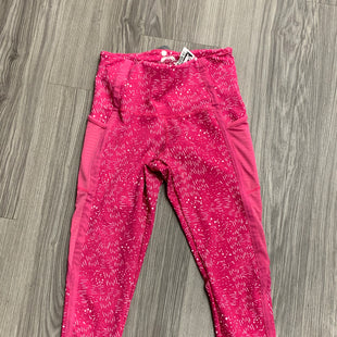 Primary Photo - BRAND:    CLOTHES MENTOR STYLE: ATHLETIC PANTS COLOR: PINK SIZE: S OTHER INFO: TECHNICAL KNOCKOUT - SKU: 172-17215-78682
