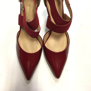 Primary Photo - BRAND: LIZ CLAIBORNE STYLE: SHOES HIGH HEEL COLOR: RED SIZE: 6 OTHER INFO: AS IS SKU: 172-172170-55250