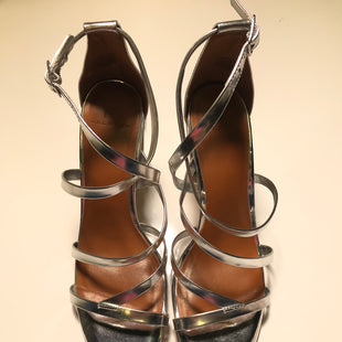 Primary Photo - BRAND: HALSTON STYLE: SHOES HIGH HEEL COLOR: SILVER SIZE: 7.5 SKU: 172-172170-51568