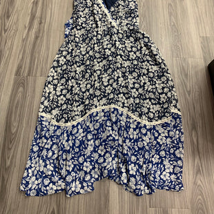 Primary Photo - BRAND: LANE BRYANT STYLE: DRESS LONG SLEEVELESS COLOR: FLORAL SIZE: 1X SKU: 172-172170-74553