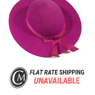 Primary Photo - BRAND:    CLOTHES MENTOR STYLE: HAT COLOR: MAGENTA OTHER INFO: KAYSER - SKU: 172-172170-65544