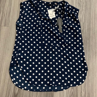 Primary Photo - BRAND: TAHARI STYLE: TOP SLEEVELESS COLOR: POLKADOT SIZE: S SKU: 172-17215-78754