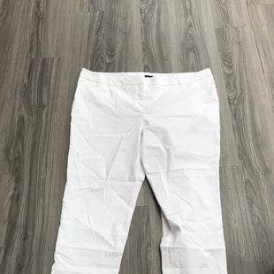 Primary Photo - BRAND: WORTHINGTON STYLE: PANTS COLOR: WHITE SIZE: 24 OTHER INFO: AS IS SKU: 172-172242-5229