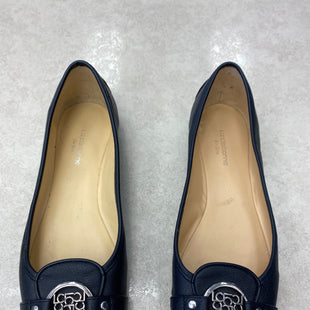 Primary Photo - BRAND: LIZ CLAIBORNE STYLE: SHOES FLATS COLOR: NAVY SIZE: 7 SKU: 172-172170-76770