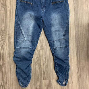 Primary Photo - BRAND:    CLOTHES MENTOR STYLE: JEANS COLOR: DENIM SIZE: 3X OTHER INFO: AMERICAN BAZI - SKU: 172-172170-50519