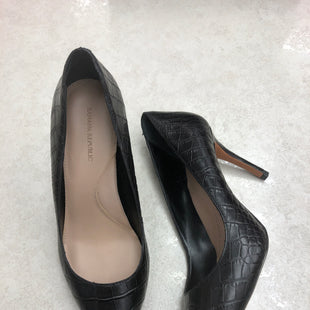 Primary Photo - BRAND: BANANA REPUBLIC STYLE: SHOES HIGH HEEL COLOR: BLACK SIZE: 7.5 SKU: 172-172170-76839