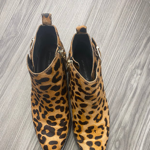 Primary Photo - BRAND: STEVE MADDEN STYLE: BOOTS ANKLE COLOR: ANIMAL PRINT SIZE: 7 SKU: 172-172166-73241