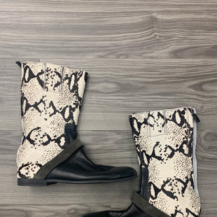 Primary Photo - BRAND:    CLOTHES MENTOR STYLE: BOOTS ANKLE COLOR: ANIMAL PRINT SIZE: 9 OTHER INFO: NEWBARK - SKU: 172-172170-75589