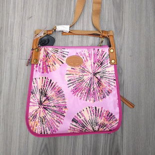 Primary Photo - BRAND: FOSSIL STYLE: HANDBAG DESIGNER COLOR: PINK SIZE: MEDIUM SKU: 172-172170-78270