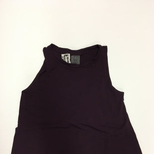 Primary Photo - BRAND:    CLOTHES MENTOR STYLE: ATHLETIC TANK TOP COLOR: PLUM SIZE: M OTHER INFO: DYI - SKU: 172-172170-77079