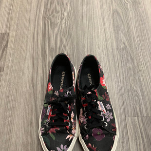 Primary Photo - BRAND: SUPERGA STYLE: SHOES DESIGNER COLOR: FLORAL SIZE: 9 OTHER INFO: AS IS SKU: 172-172166-75011