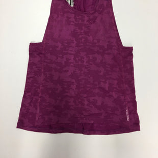 Primary Photo - BRAND: LULULEMON STYLE: ATHLETIC TANK TOP COLOR: PURPLE SIZE: L SKU: 172-172170-77066