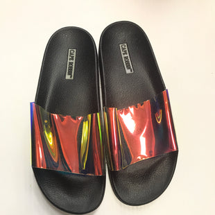 Primary Photo - BRAND:  CME STYLE: SANDALS FLAT COLOR: MULTI SIZE: 9 OTHER INFO: CAPE ROBBIN - SKU: 172-172170-57580