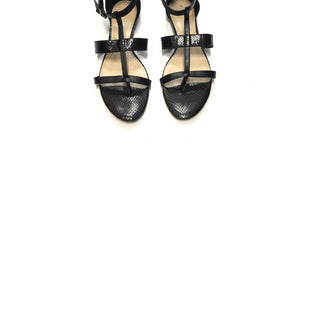 Primary Photo - BRAND: NINE WEST STYLE: SANDALS FLAT COLOR: BLACK SIZE: 9 SKU: 172-172108-89908