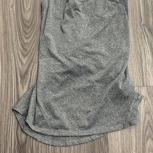 Primary Photo - BRAND: NIKE STYLE: ATHLETIC TANK TOP COLOR: GREY SIZE: S SKU: 172-17215-78693