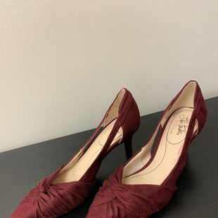 Primary Photo - BRAND: LIFE STRIDE STYLE: SHOES LOW HEEL COLOR: BURGUNDY SIZE: 8.5 SKU: 172-172166-76277