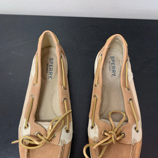 Primary Photo - BRAND: SPERRY STYLE: SHOES ATHLETIC COLOR: BROWN SIZE: 7 SKU: 172-172166-76208