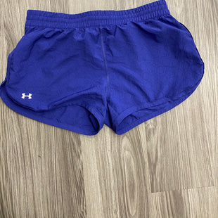 Primary Photo - BRAND: UNDER ARMOUR STYLE: ATHLETIC SHORTS COLOR: PURPLE SIZE: M SKU: 172-172262-495