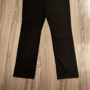 Primary Photo - BRAND: ST JOHNS BAY STYLE: JEANS COLOR: BLACK DENIM SIZE: 18 SKU: 172-172170-75379