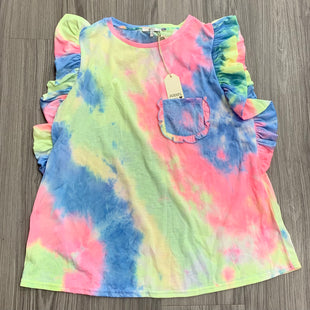 Primary Photo - BRAND: JODIFL STYLE: TOP SLEEVELESS COLOR: TIE DYE SIZE: S SKU: 172-17215-78783