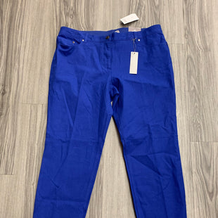 Primary Photo - BRAND: SO STYLE: PANTS COLOR: BLUE SIZE: 16 SKU: 172-172251-3681