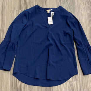 Primary Photo - BRAND: J CREW STYLE: TOP LONG SLEEVE COLOR: BLUE SIZE: XS SKU: 172-17215-78651