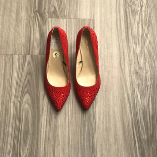 Primary Photo - BRAND: MARC FISHER STYLE: SHOES HIGH HEEL COLOR: RED SIZE: 9 SKU: 172-172170-74338