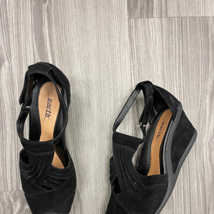 Primary Photo - BRAND: EARTH STYLE: SANDALS LOW COLOR: BLACK SIZE: 9 SKU: 172-17215-77073