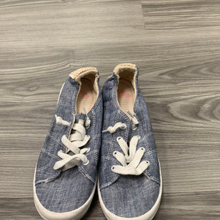 Primary Photo - BRAND: ROXY STYLE: SHOES ATHLETIC COLOR: DENIM SIZE: 9 SKU: 172-172166-75809