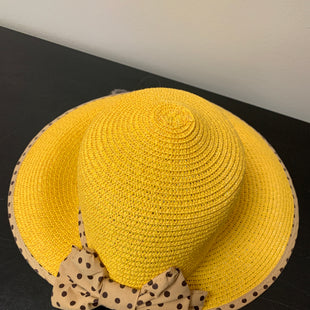 Primary Photo - BRAND:    CLOTHES MENTOR STYLE: HAT COLOR: YELLOW SKU: 172-172251-4352