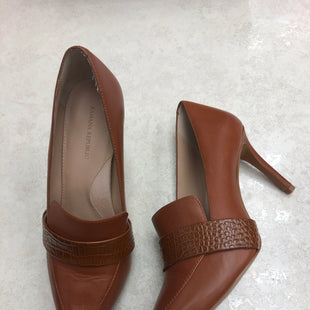 Primary Photo - BRAND: BANANA REPUBLIC STYLE: SHOES HIGH HEEL COLOR: BROWN SIZE: 7.5 SKU: 172-172170-76838