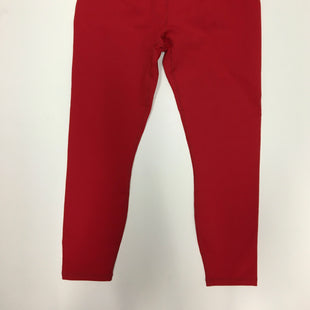 Primary Photo - BRAND: FABLETICS STYLE: ATHLETIC PANTS COLOR: RED SIZE: L SKU: 172-172170-77097