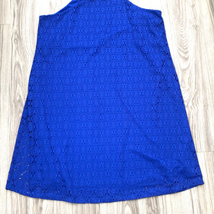 Primary Photo - BRAND: NINE WEST STYLE: DRESS SHORT SLEEVELESS COLOR: BLUE SIZE: 16 SKU: 172-172251-2624