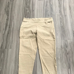 Primary Photo - BRAND: TERRA & SKY STYLE: PANTS COLOR: KHAKI SIZE: 16 SKU: 172-172260-176