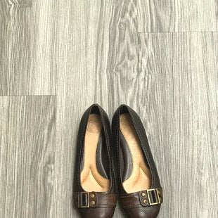 Primary Photo - BRAND: NURTURE STYLE: SHOES FLATS COLOR: BROWN SIZE: 6 OTHER INFO: AS IS SKU: 172-172166-75659