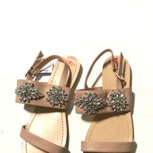 Primary Photo - BRAND: BCBGENERATION STYLE: SANDALS FLAT COLOR: PINK SIZE: 7 SKU: 172-172166-58655