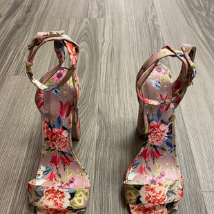 Primary Photo - BRAND: ALDO STYLE: SHOES HIGH HEEL COLOR: FLORAL SIZE: 11 OTHER INFO: AS IS SKU: 172-172170-70100