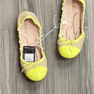 Primary Photo - BRAND: SAM AND LIBBY STYLE: SHOES FLATS COLOR: YELLOW SIZE: 8 OTHER INFO: NEW! SKU: 172-172242-5141