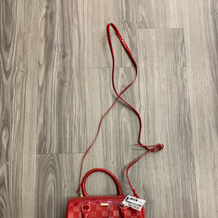 Primary Photo - BRAND:    CLOTHES MENTOR STYLE: HANDBAG COLOR: RED SIZE: MEDIUM SKU: 172-172170-76910