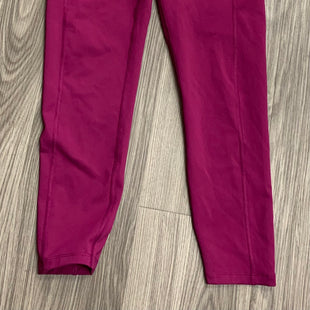 Primary Photo - BRAND: BALLY STYLE: ATHLETIC CAPRIS COLOR: PURPLE SIZE: S SKU: 172-17215-78680