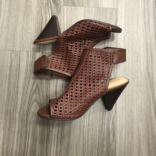 Primary Photo - BRAND: CATO STYLE: SHOES LOW HEEL COLOR: BROWN SIZE: 9 SKU: 172-17215-78256