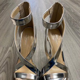 Primary Photo - BRAND: VINCE CAMUTO STYLE: SHOES HIGH HEEL COLOR: SILVER SIZE: 6.5 SKU: 172-172170-72449